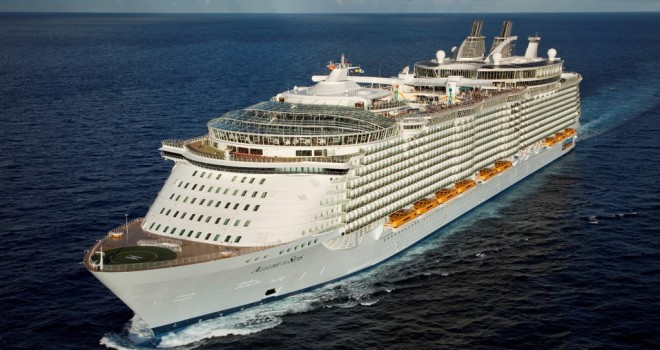 Allure of the Seas Classe Oasis