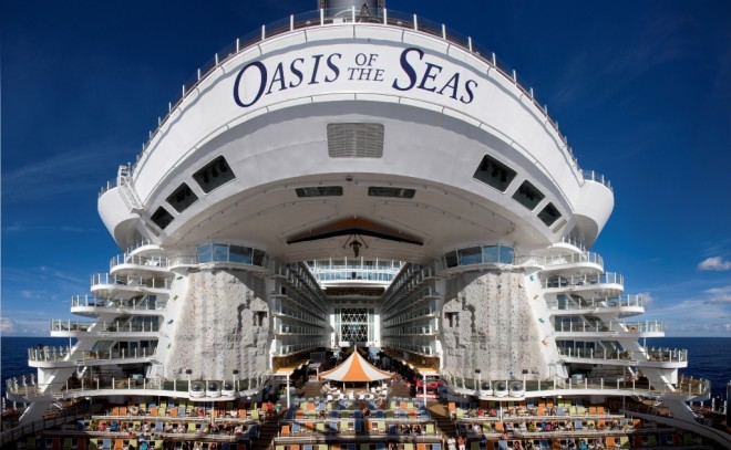 Oasis of the Seas Classe Oasis