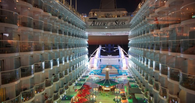 28 maggio nave più grande al mondo ultime camere…